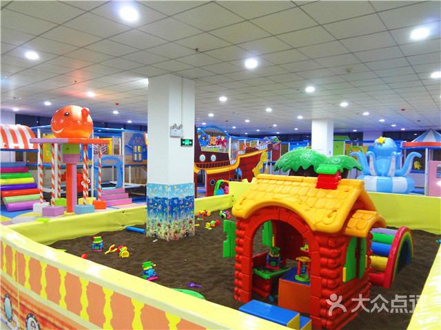 汉川市星期六儿童成长主题乐园